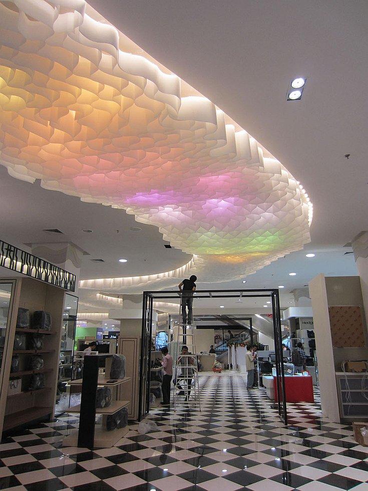 фаза фотосинтеза разукрашенный потолок в центре фото бабы сняли